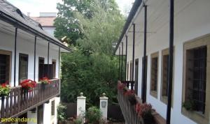 Дом, где родился Ф.Шуберт. Нуссдорферштрассе 54.