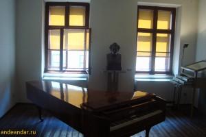 Последняя квартира Ф.Шуберта. Кёттенбрюккегассе 6.